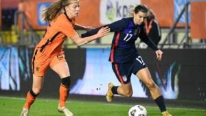 Oranje-vrouwen hebben nog een kloof te dichten na nederlaag tegen wereldkampioen VS