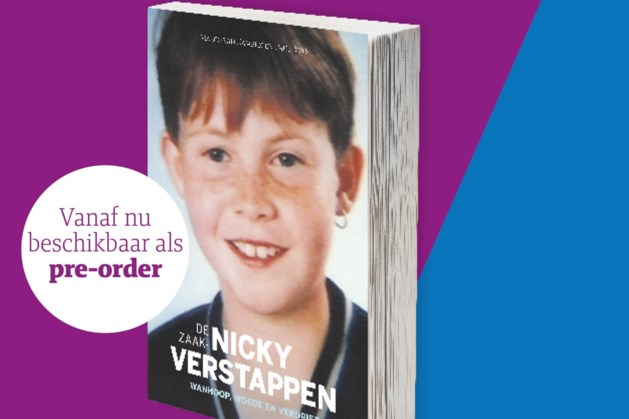 Aangrijpend boek over de zaak-Nicky Verstappen