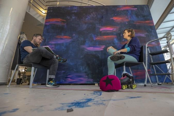 Kunstenaar David Bade gaat verder met levenslang Heerlens kunstproject
