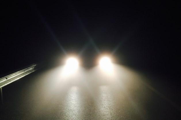 Waarschuwing voor 'verkeersbelemmerende' mist