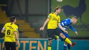 Giakoumakis redt punt voor VVV tegen PEC Zwolle