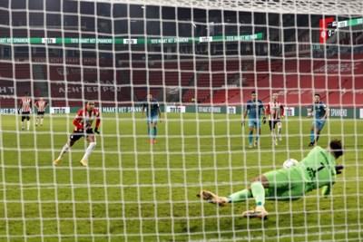 PSV en Schmidt komen met B-team weg met grote wisseltruc