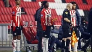 Slecht spelend PSV verslaat Sparta dankzij invaller Malen