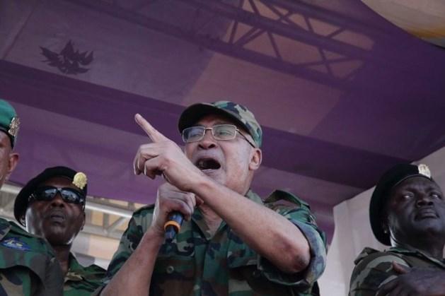 Advocaat: Bouterse legt voor krijgsraad verklaring af over Decembermoorden