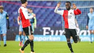 Feyenoord behoudt op tandvlees ongeslagen status Advocaat