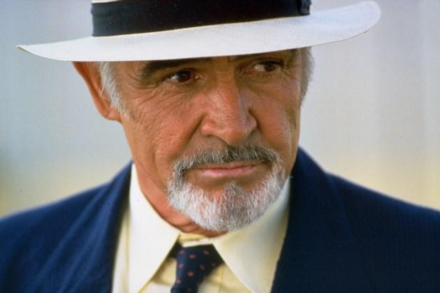 Sean Connery overleden aan hartfalen door longontsteking