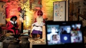 Sinterklaas vieren anno 2020: Tungelroyse kinderen digitaal in gesprek met de goedheiligman