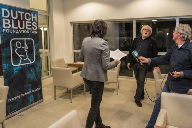 Bluesman John 'Groovetime' Hendrix verrast met landelijke prijs