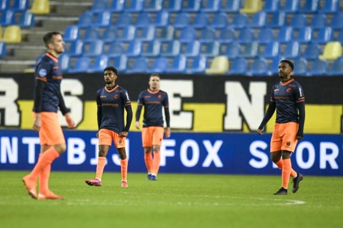 Fortuna mag uur lang hopen, maar kan Vitesse toch geen pijn doen en verliest met 2-0