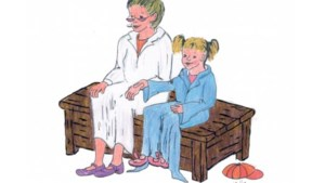 Limburgstalig kinderboek binnen één week uitverkocht: '<I>Kleinkindj is éch oppe sjlup gepak</I>'