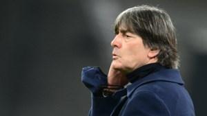 Duitse bond blijft vertrouwen op Löw ondanks slechte resultaten