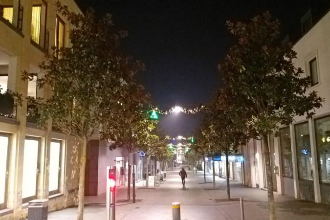 Italiaanse bomen in centrum Valkenburg 'te kwetsbaar' voor kerstverlichting
