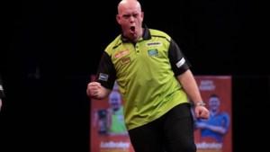 Van Gerwen wint voor zesde keer Players Championship