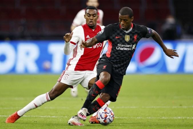 Ajax gaat op het perfecte moment naar Anfield