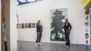 Expositie van drie kunstenaressen in Odapark Venray: Puzzelen met het werk van je vriendinnen