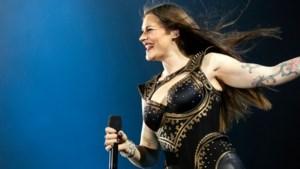 Metalzangeres Floor Jansen scoort opnieuw met cover: 'Zolang ik me kan herinneren een van mijn favorieten'