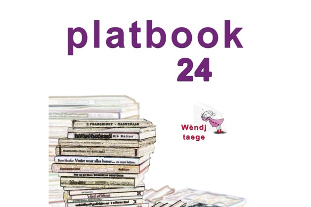 Nieuw Platbook 24: 'Wèndj taege' nu verkrijgbaar; Limburgse auteurs uit alle windstreken leveren bijdrage