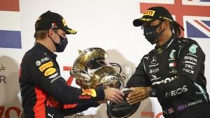 Wat betekent positieve coronatest van Hamilton voor Max Verstappen?