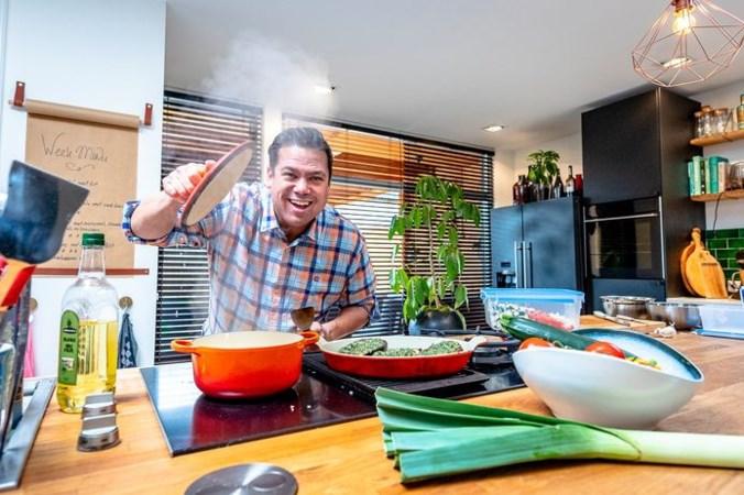 Chef Danny Jansen laat zien: Eén keer koken is de hele week eten