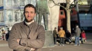 Kerkradenaar Silvio Erkens (30) schiet als komeet omhoog op VVD-lijst
