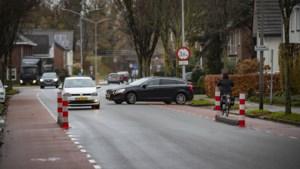 Veiligheidsmaatregel Maaseikerweg is even wennen voor automobilisten