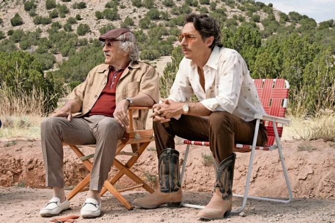 Filmrecensie 'The Comeback Trail': Schmierende Robert de Niro is lekker op dreef