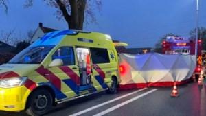 Man komt om het leven bij ernstig ongeluk op de Napoleonsweg