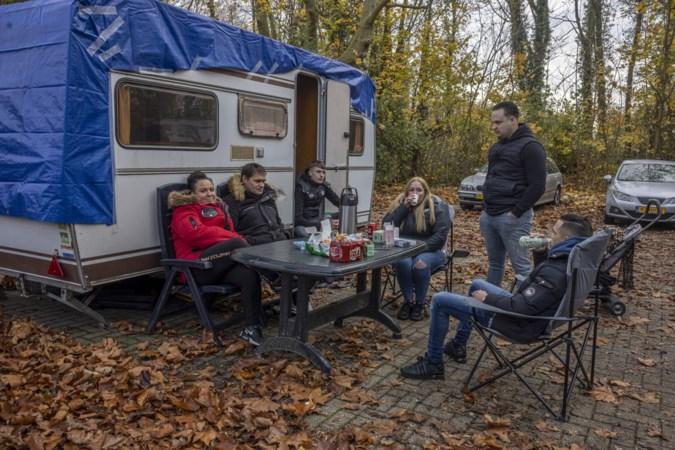 Brunssums burgemeester Wilma van der Rijt door 'demonstranten' beschuldigd van diefstal en verduistering caravans