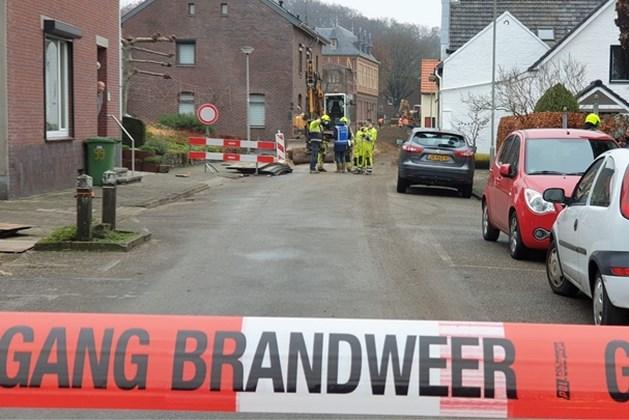 Zeven woningen ontruimd vanwege gaslek in Landgraaf