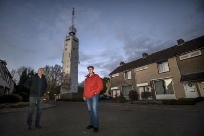 Lawaai zendmast irriteert deel van Maastrichtse woonwijk die van de overlast af wil: 'Helaas, de toren verhuizen kan niet'