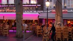 Horecaondernemers in Maastricht hoeven geen belasting voor de terrassen te betalen tijdens de sluitingsmaanden