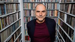 Popprofessor Leo Blokhuis houdt ook van muziek met drilboren en pneumatische hamers