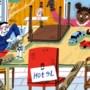 Wasknijpers, wc-rollen en karton: het beste speelgoed heb je al in huis