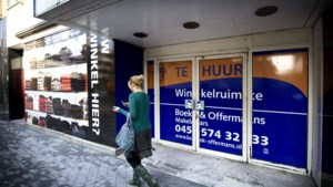 CDA Heerlen: 'Verbouwingspotje' maken voor wonen in winkels
