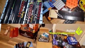 Bijna 60 kilo illegaal vuurwerk opgeslagen in Sittardse flat