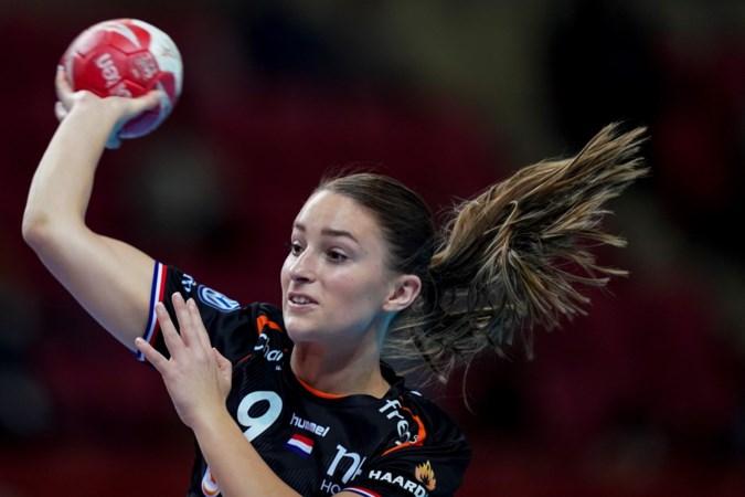 Larissa Nusser wil belangrijk zijn voor Oranje tijdens EK handbal: 'Het kan nu snel gaan'