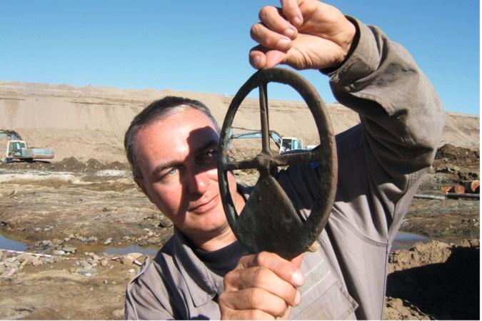 Weertenaar Bruno zoekt al 30 jaar naar het wrak van VOC-schip Haarlem bij Kaapstad