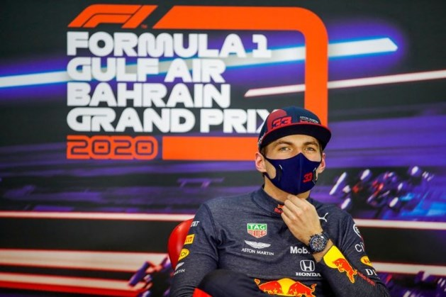 Verstappen na uitspraken over crash Grosjean: 'Ik ben verkeerd begrepen en bedoelde het anders'