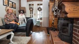 Shirley woont in Stramproy in het huis waar ze als zesjarige verliefd op werd