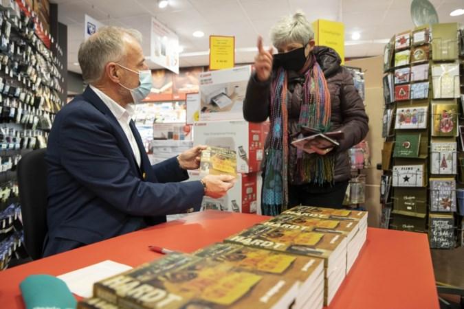 Jos Heijmans kondigt tweede druk aan van zijn boek 'Hardt'