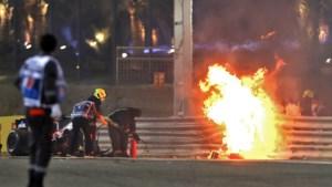 Wat als Romain Grosjean na zijn crash bewusteloos was geweest?