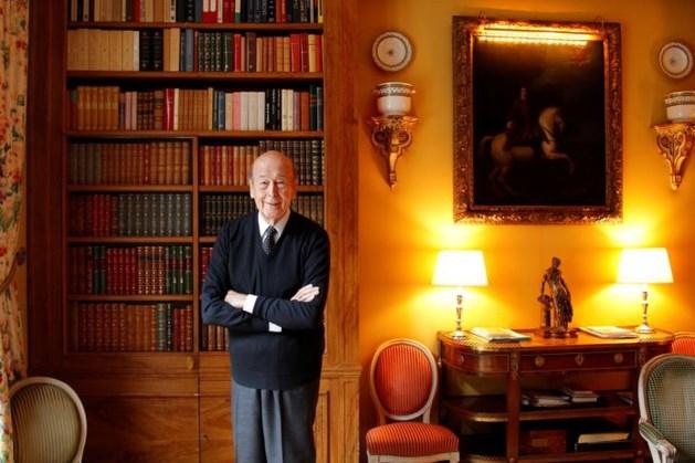 Franse oud-president Giscard d'Estaing (94) overleden