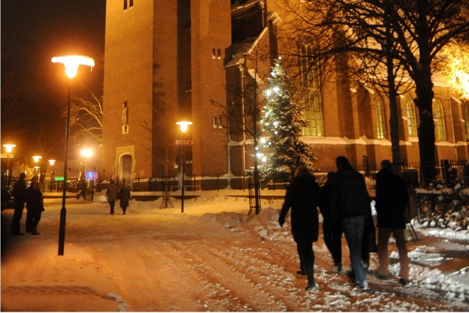 Kerstavond: de nachtmis is nog nergens in Limburg afgezegd