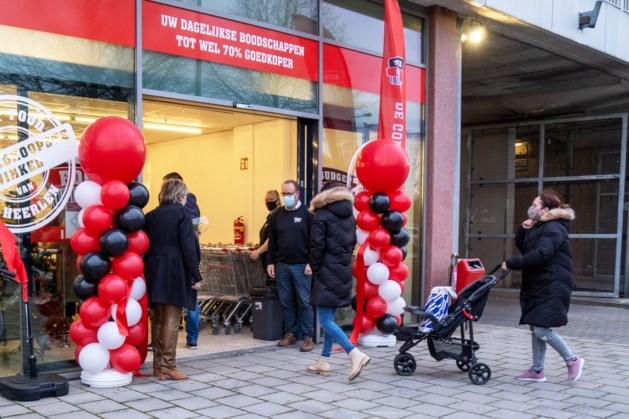 Nieuwe vestiging van Budget Food in Heerlens winkelcentrum 't Loon geopend