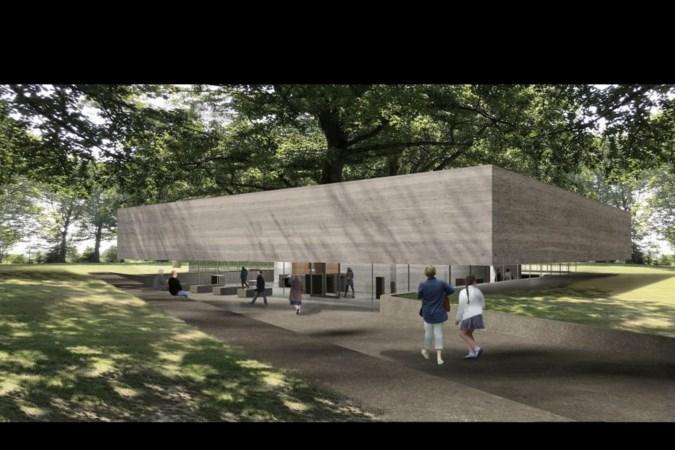 Het nieuwe visitor centre van de Amerikaanse Begraafplaats in Margraten opent in de tweede helft van 2022 de deuren
