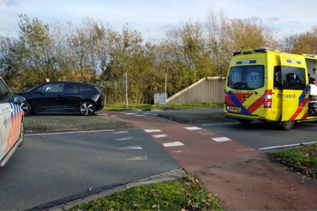Fietser raakt gewond bij ongeluk in Belfeld