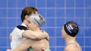 Bizarre eerste dag zwem-OKT: 'amateurs' pakken tickets voor Tokio