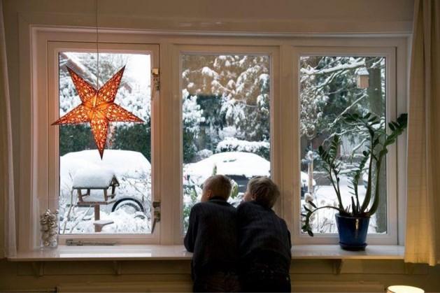 Een witte kerst lijkt erg ver weg