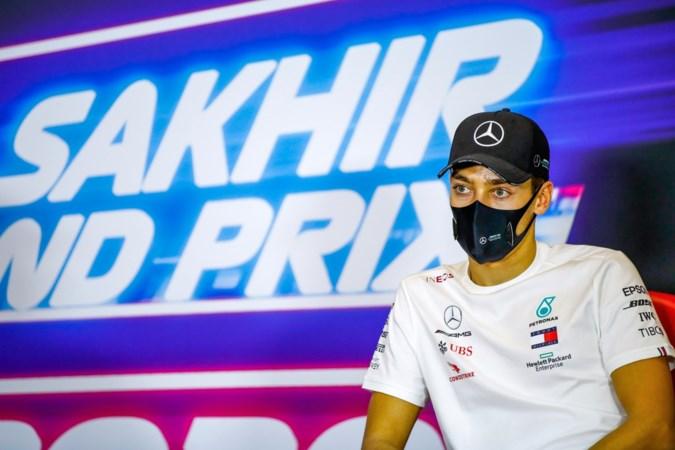 George Russell, van de achterhoede naar de frontlinie in Formule 1: 'Na telefoontje van Toto heb ik niet meer rustig geslapen'