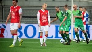 MVV dichtbij een punt tegen De Graafschap, maar verliest voor negende keer dit seizoen